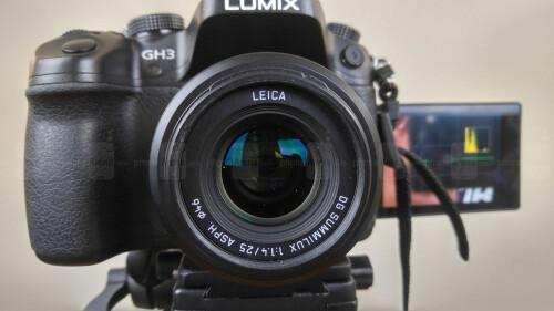 25mm f/1.4 Leica Lens