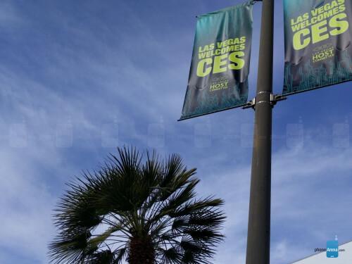 Las Vegas Welcomes CES