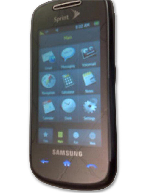 Samsung Instinct S30 - What is to be expected at the CTIA 2009