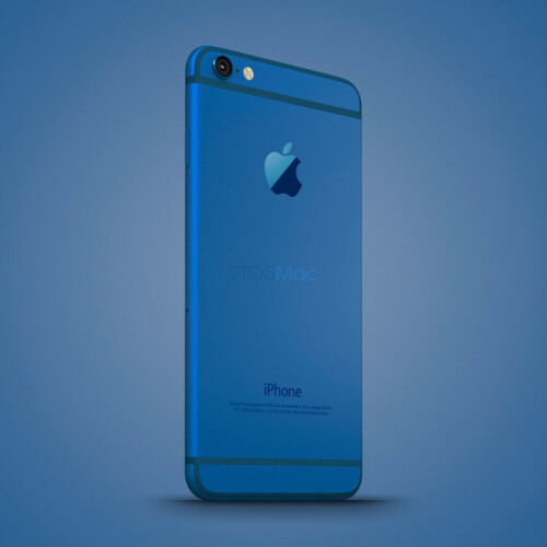 Apple iPhone 6c renders by Ferry Passchier