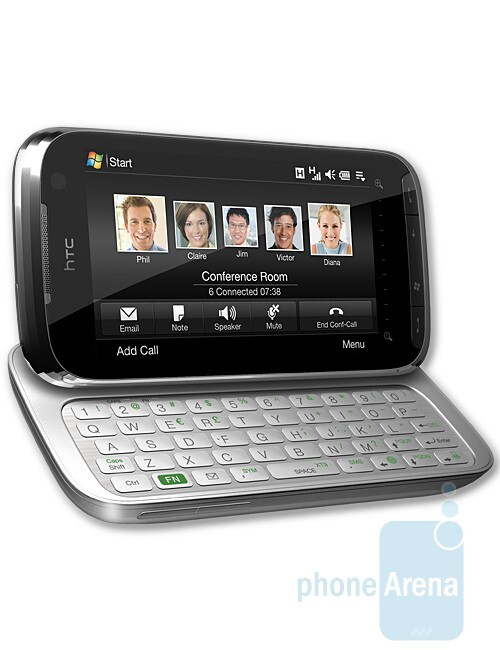 HTC Touch Pro2 - What is to be expected at the CTIA 2009