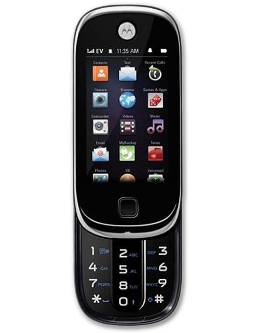Motorola Evoke QA4 - What is to be expected at the CTIA 2009