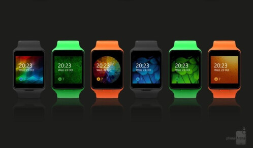 The alleged canceled Nokia smartwatch