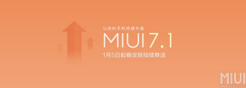 Xiaomi will reportedly send out MIUI 7.1 tomorrow via an OTA update