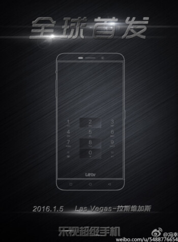 Tomorrow, the LeTV Max Pro could be the first phone unveiled with the Snapdragon 820