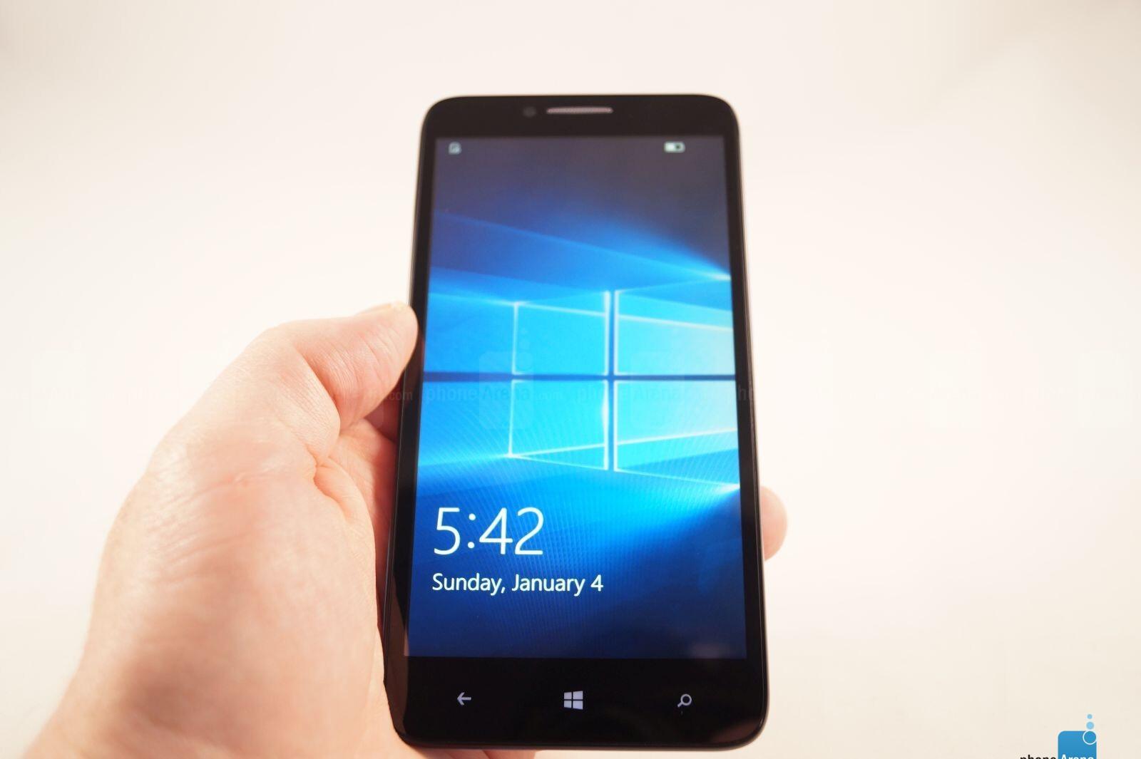 Alcatel Windows Phone 10