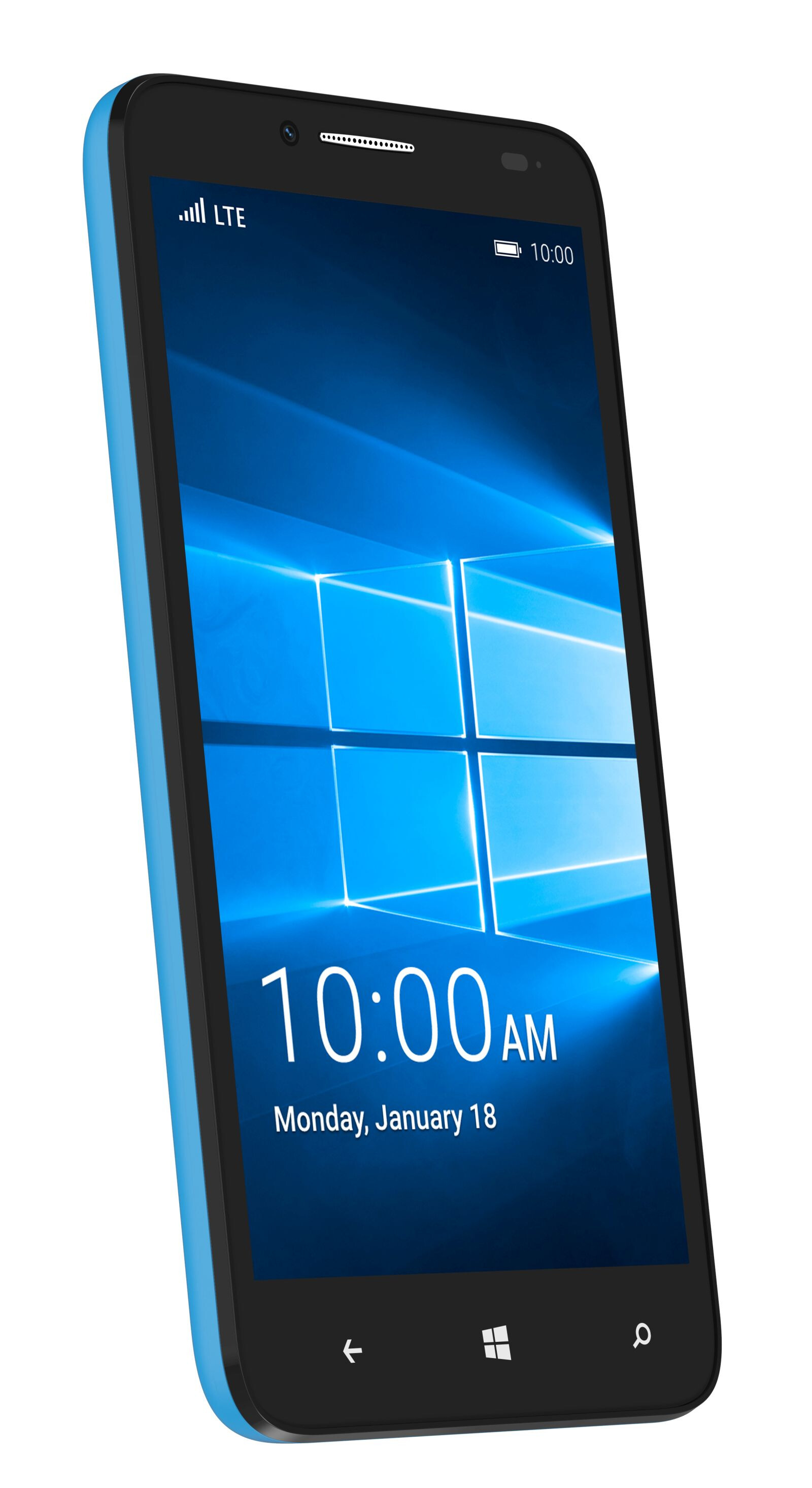 Alcatel OneTouch Fierce XL with Windows 10 hands-on ...