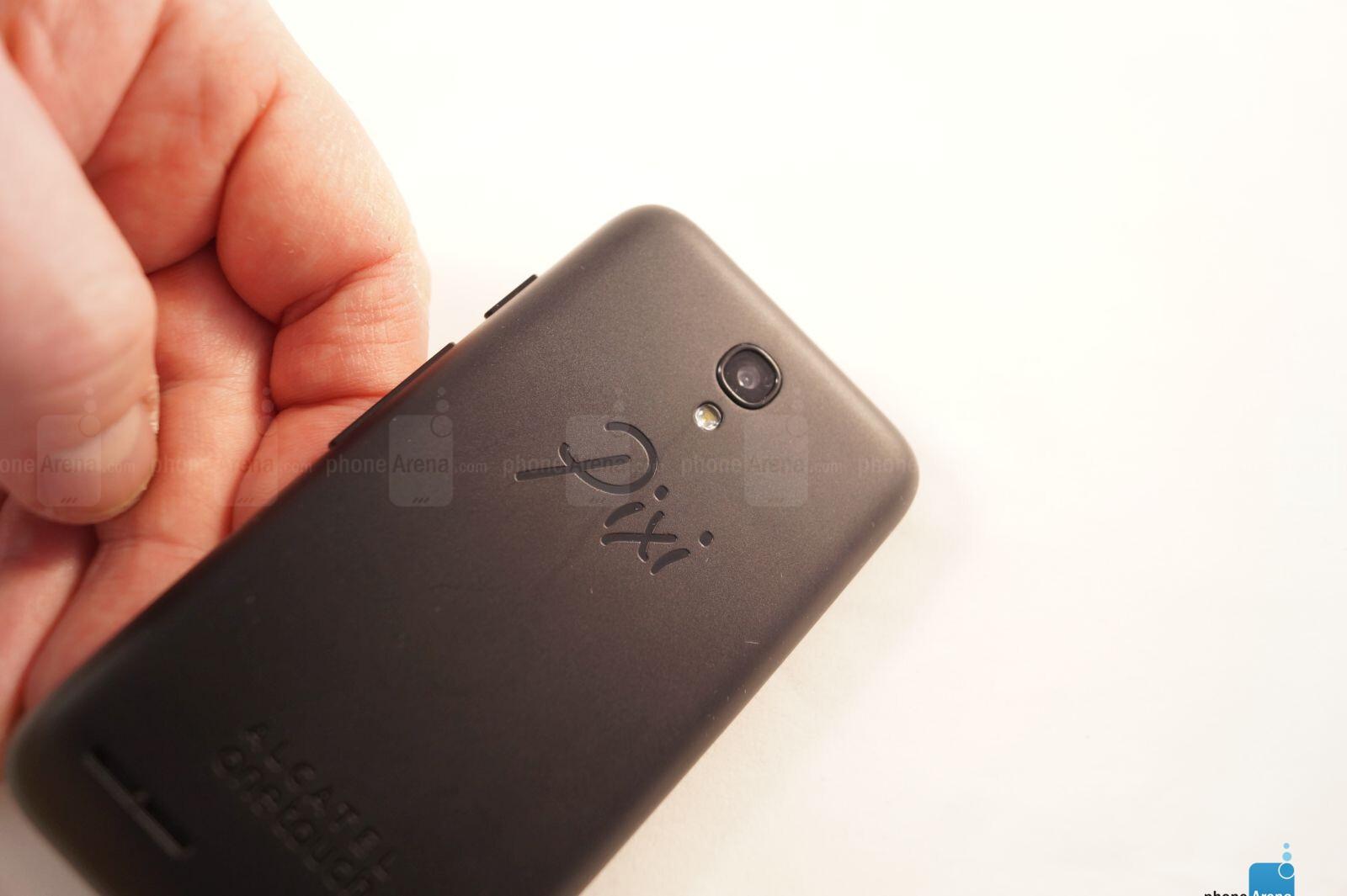 Alcatel Pixi 4 smartphone line-up hands-on | PhoneArena