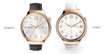 Huawei Watch Elegant and Jewel editions unveiled, coming in Q1 2016