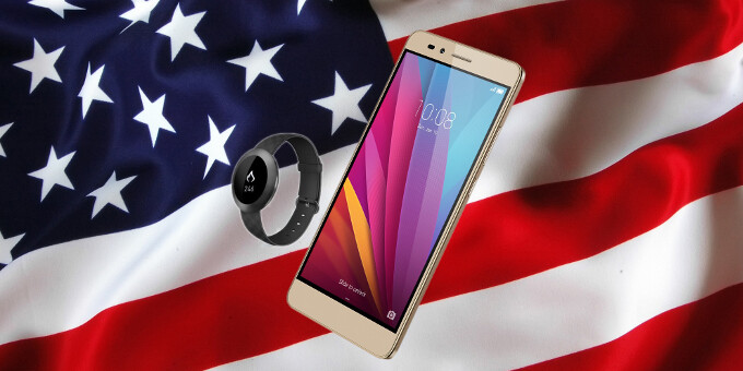 honor 5X and honor Band Z1 are US-bound, to be available later in January from online retailers