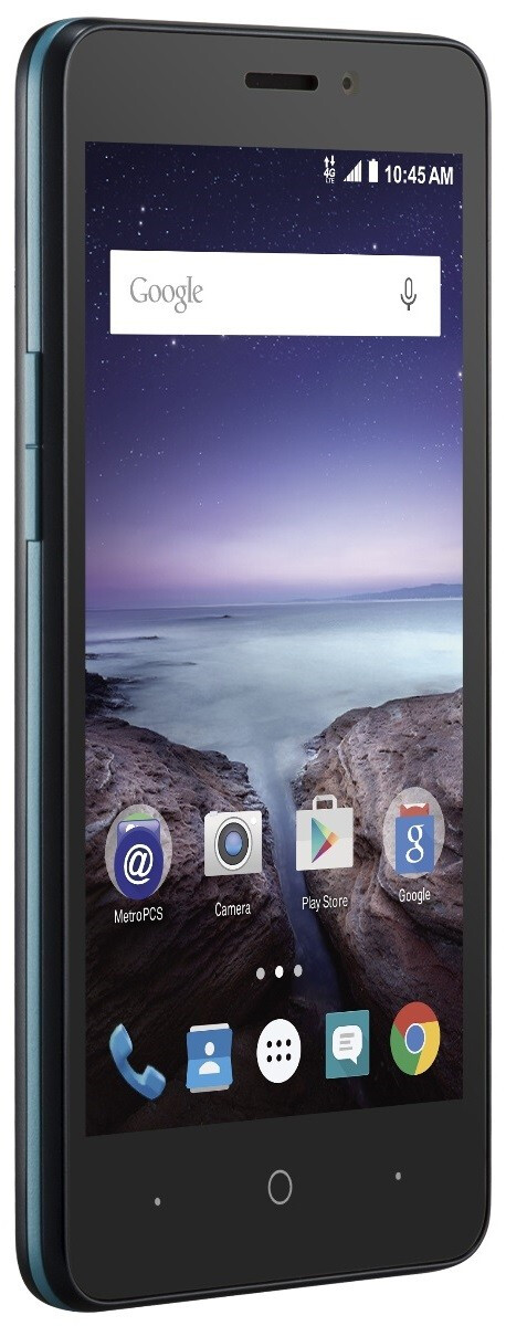 ZTE USA's $115 entry-level Avid Plus smartphone headed to T-Mobile and MetroPCS