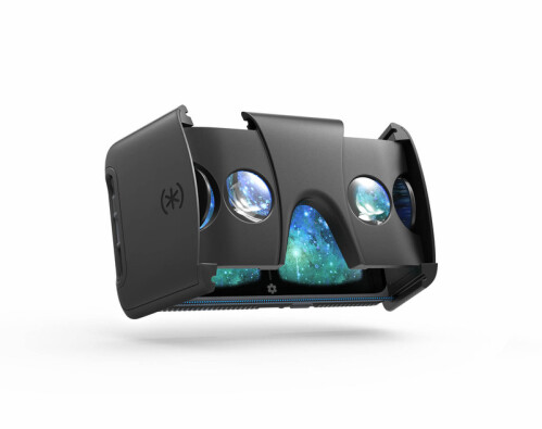 Speck Pocket VR is a foldable Cardboard headset