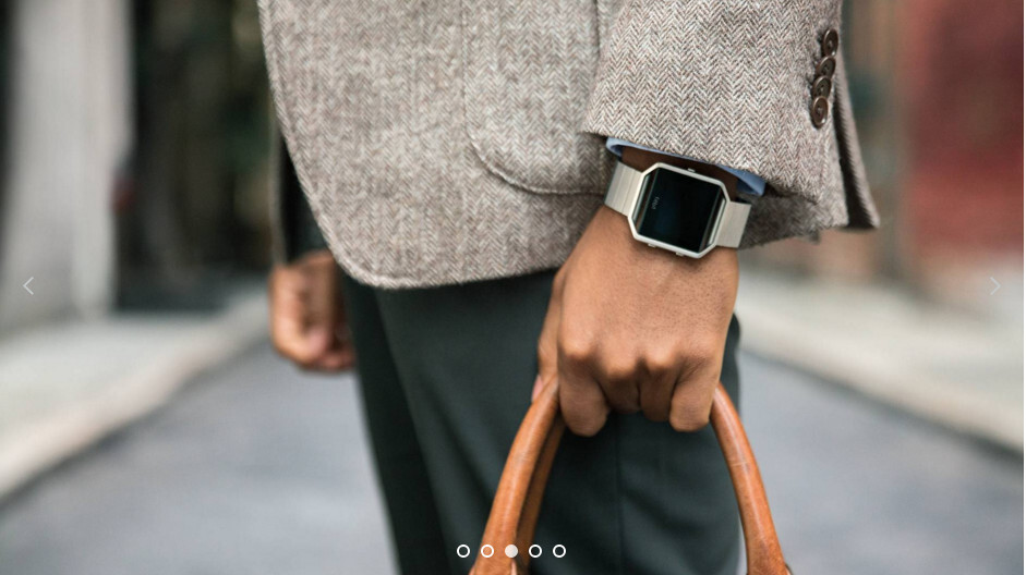 You can now buy Fitbit's first smartwatch, the Fitbit Blaze