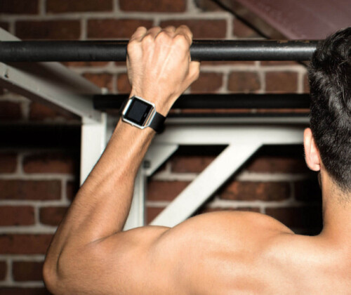 Fitbit Blaze functionality