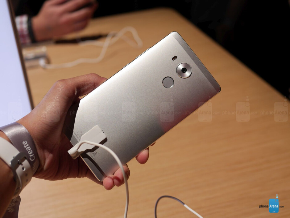 Huawei Mate 8 hands-on: a high-end phablet worthy of attention