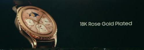Gear S2 Classic Rose Gold