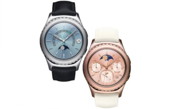 Samsung Gear S2 Classic has two new color variants, Samsung Pay watch app coming soon