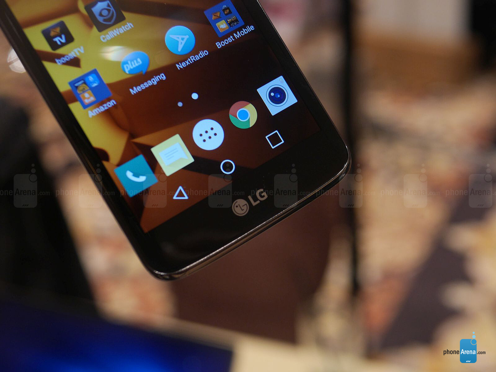 The 5-inch LG K7 smartphone has just launched on T-Mobile