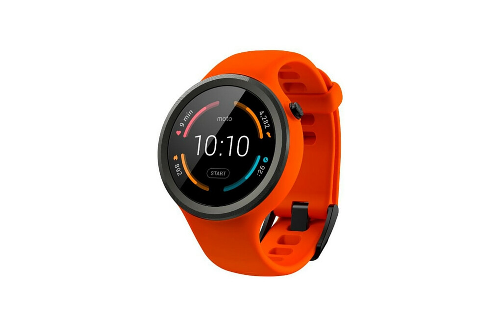 Motorola Moto 360 Sport And Fitbit Blaze Will Be Available