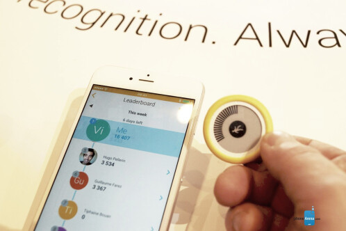 Withings Go hands-on