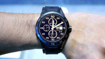Tag Heuer Connected smartwatch hands-on