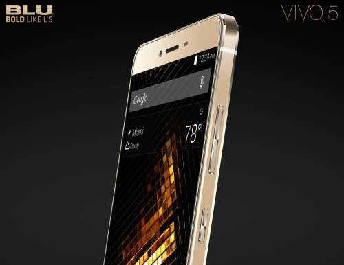 BLU Vivo 5 and Vivo XL