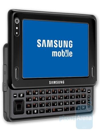 Samsung Mondi is a WiMax handheld
