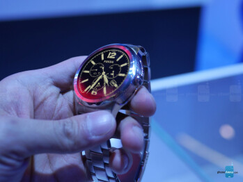 Fossil Q Founder smartwatch: hands-on