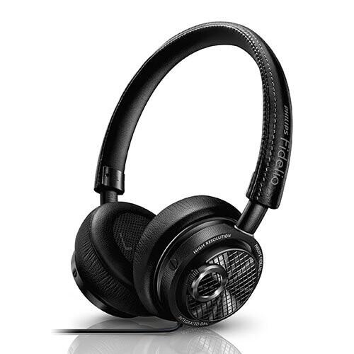 Philips Fidelio M2L Lightning earphones for iPhone