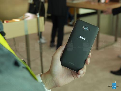 Asus Zenfone Max hands-on