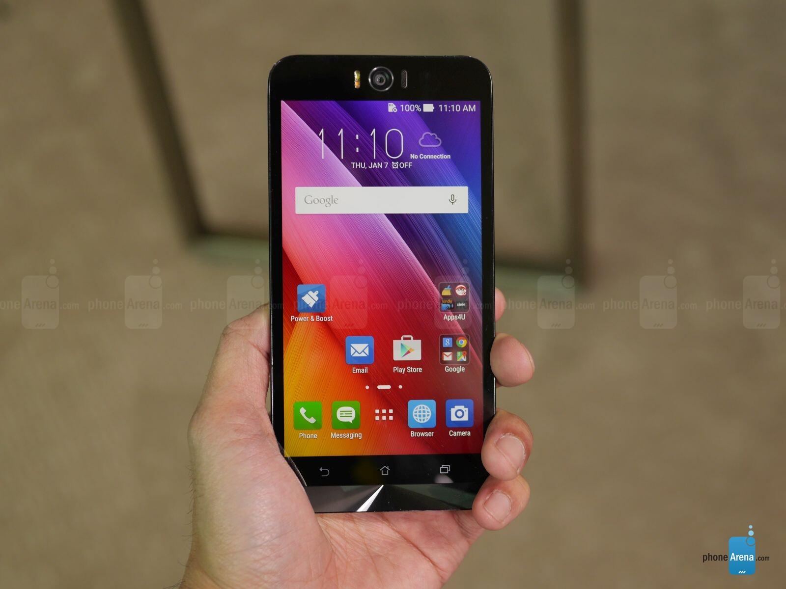 Asus Zenfone Selfie Hands On