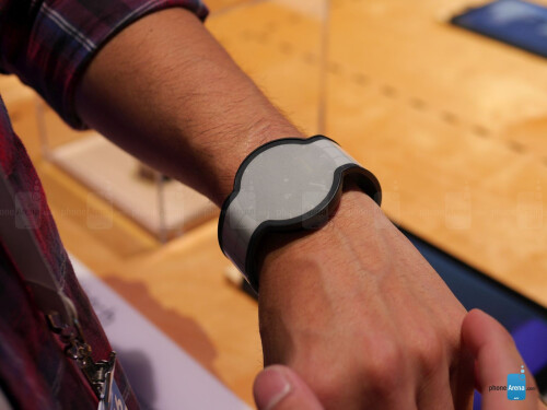 Sony FES Watch hands-on