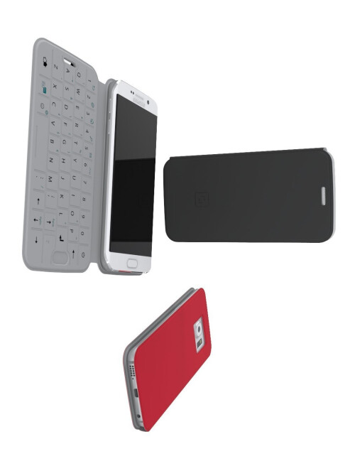 The One2Touch SlimType cover for Samsung Galaxy S6 and S6 edge