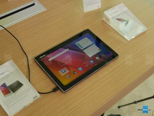 Asus ZenPad 10 hands-on