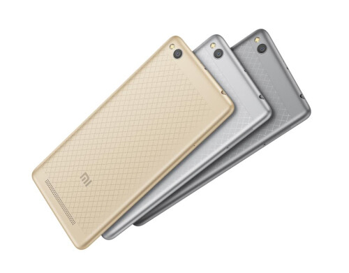 Xiaomi Redmi 3 is now official