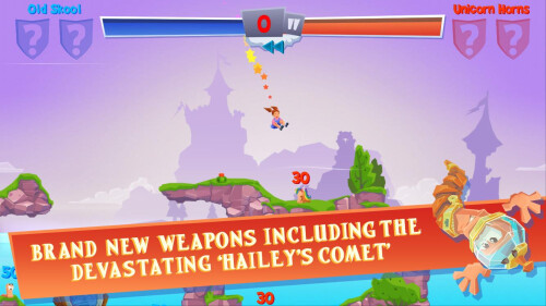 Worms 4 hits the Google Play Store priced at $2.49