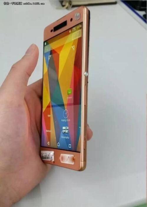 Sony Xperia C6