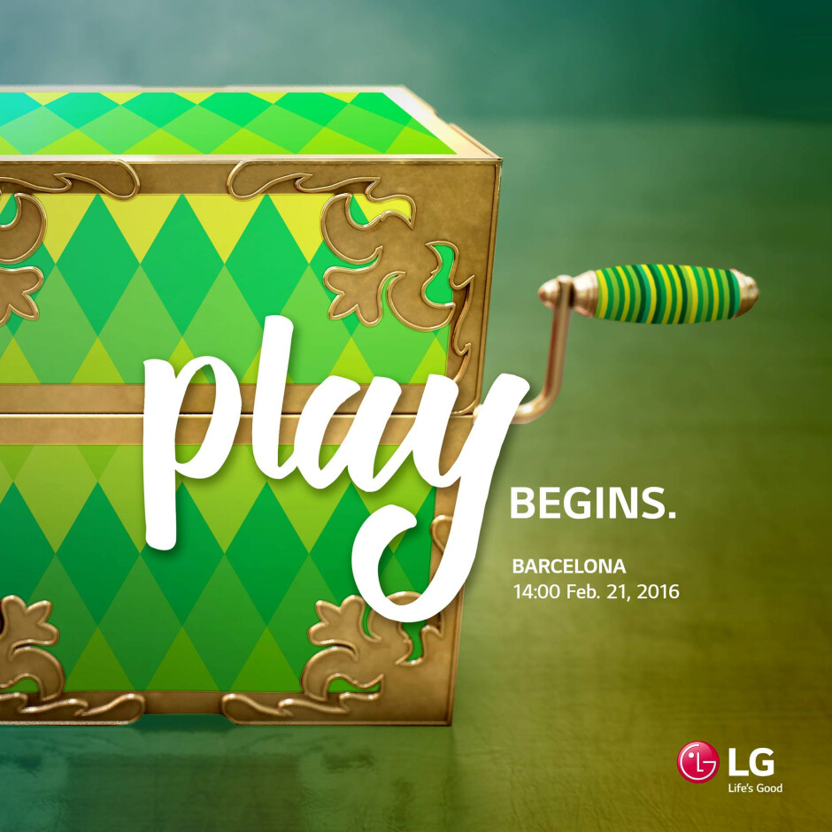 LG's press invite for Feb 21, 2016 - LG invited us to a Feb 21 2016 event in Barcelona, but what does a music box have to do with the LG G5?