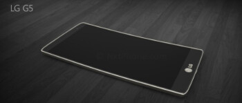 Alleged LG G5 render shows all-metal body, wacky mechanism to ensure removable battery
