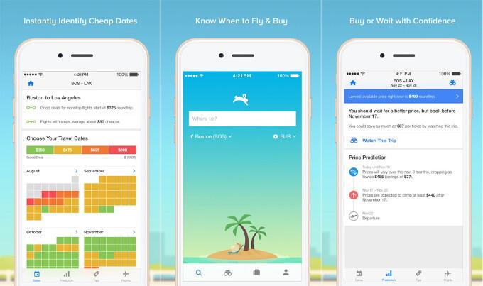 Hopper - Best iPhone apps (2020)