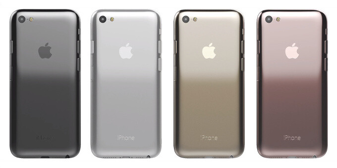 If the Apple iPhone 6s and the 3GS had a baby: this new iPhone 7 concept evokes pure nostalgia