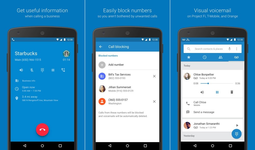 5 best Android dialer apps for 2016 - PhoneArena