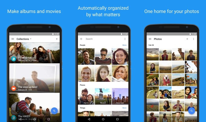 Google Photos - Best Android apps