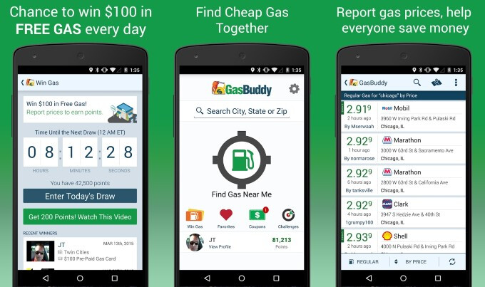 GasBuddy - Best Android apps