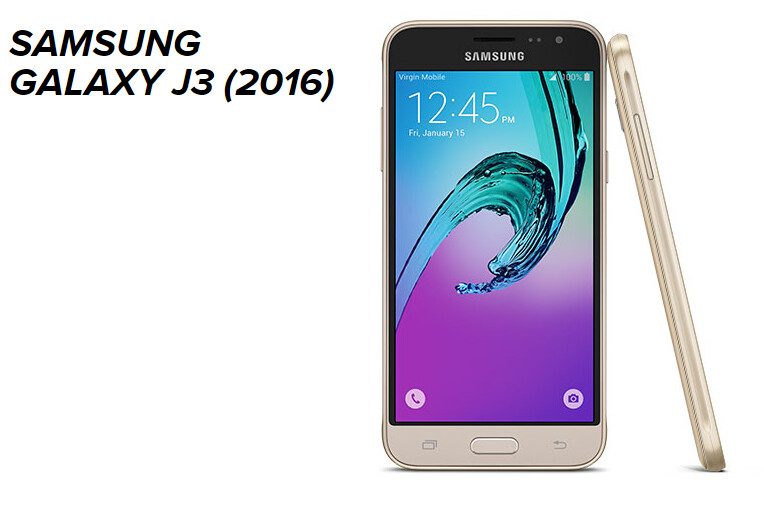 samsung galaxy j3 available now at virgin mobile lands