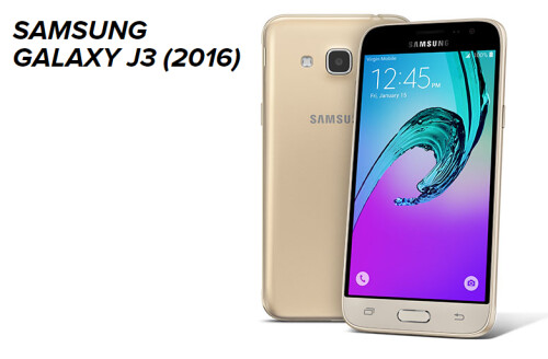 Samsung Galaxy J3 available now from Virgin, arrives Monday at Boost