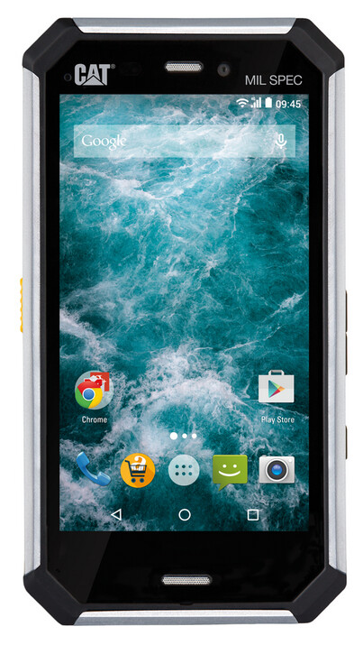The CAT S50c is one rugged handset