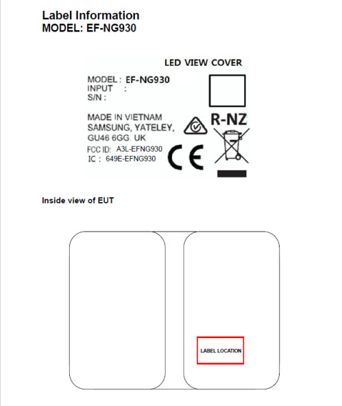 Galaxy S7, S7 edge, and their LED View Cover cases get certified