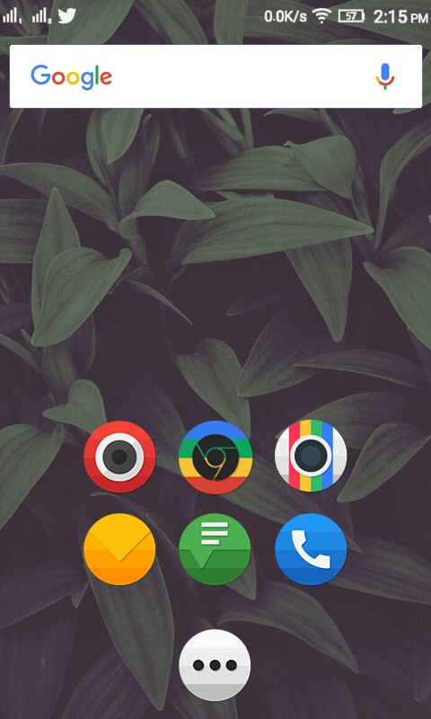 Nuance icon pack