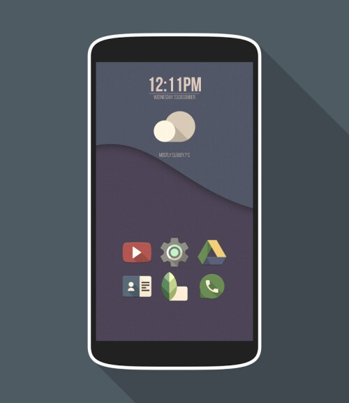 PHIX RÉTRO icon pack